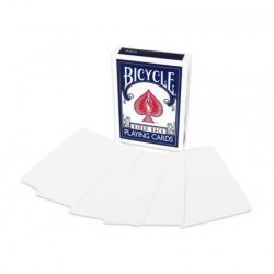 Bicycle blank double sided