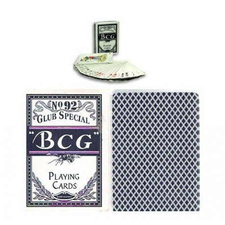 Deck of 54 cards BCG