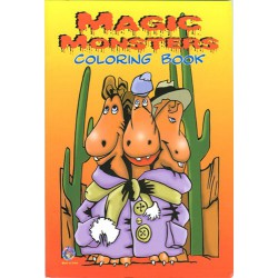 Children Magic Picture Book