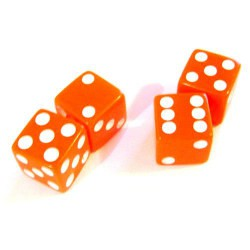 Trick Loaded Dice 7 / 11