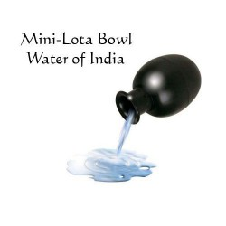 Water Of India, Mini Lota Bowl