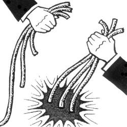 Three Magic ropes