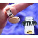 Two Magnetic Pistachio nuts for magic tricks