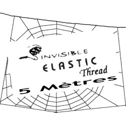 Invisible Elastic Thread 5 Meters