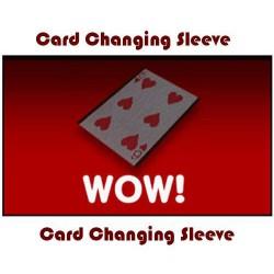 Wow Card Sleeve
