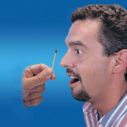Match Up Nose Trick