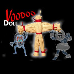 POUPÉE VAUDOU - Voodoo Doll Levitation