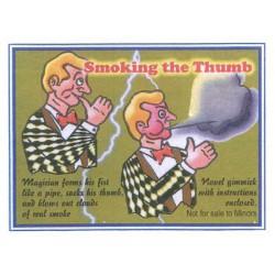 Smoking your Thumb